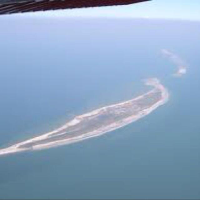 Shipwreck Island, Gulfport Mississippi <3