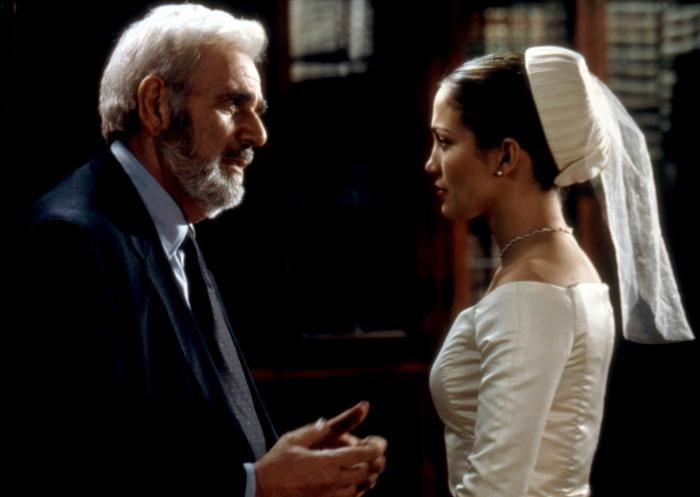 Alex Rocco Rex Features With Jennifer Lopez In The Movie Wedding Planner Where He Portrayed Her Father