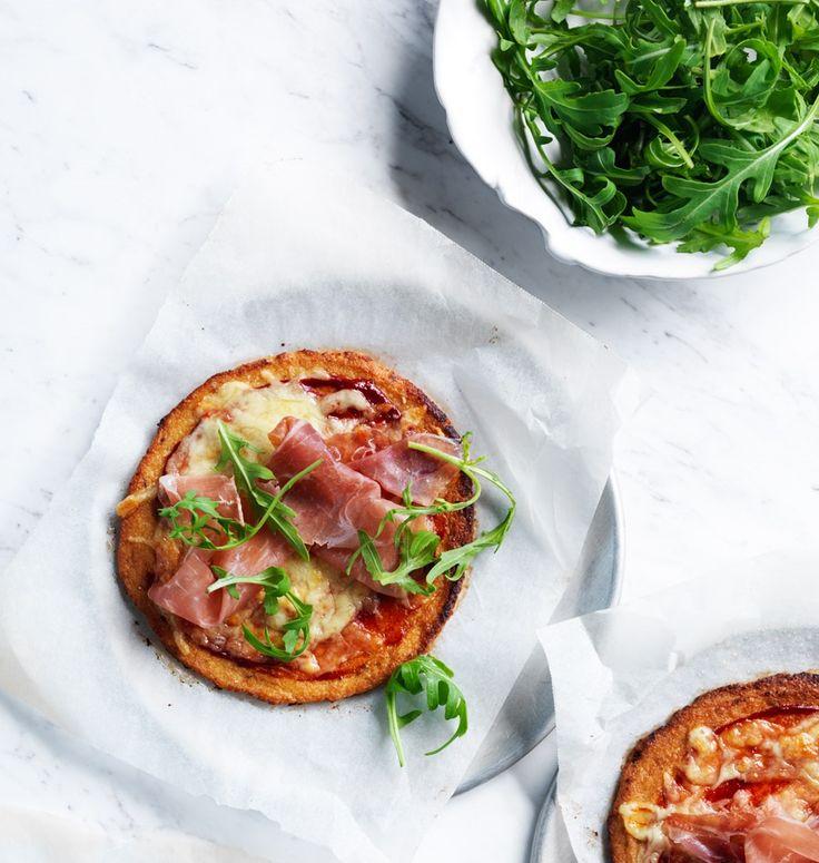 Recipes | Cauliflower Pizza | Louise Fulton Keats