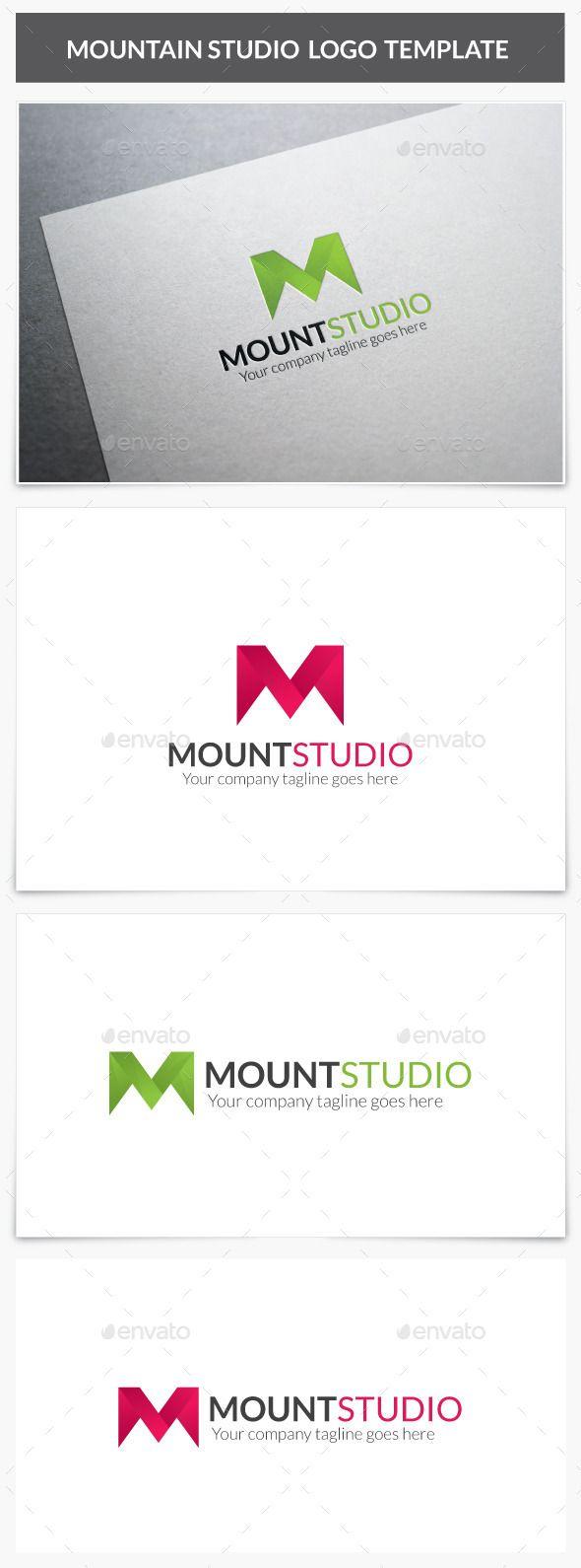 107 best images about Letter logo design on Pinterest