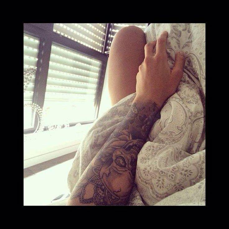Tattoo avant bras <3