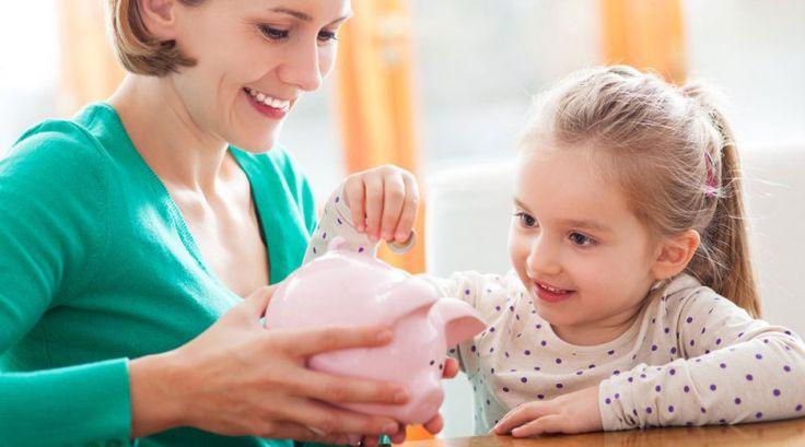 Raising money smart children http://thefitbusymum.com.au/raising-money-smart-children/