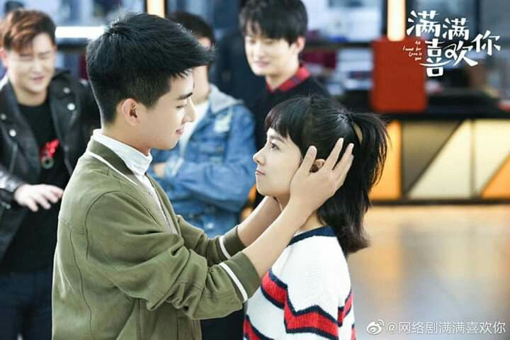 All I Want For Love Is You Vo Cung Thich Anh In 2020 Eternal Love Drama Chines Drama Intense Love