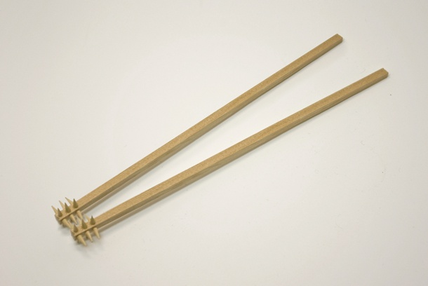 Chopstick for masochist.