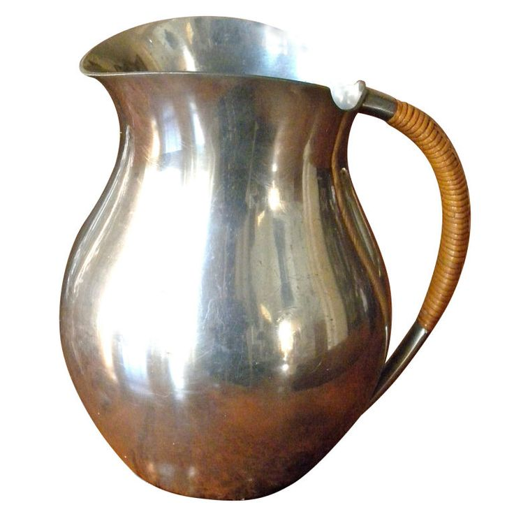 Pewter Pitcher by Just Andersen