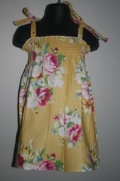 Lindsey Shirred Dress Size 1   Annabelles Attic   madeit.com.au