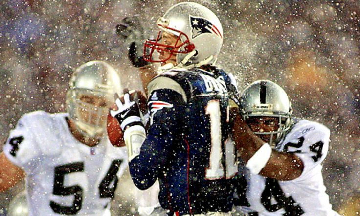 What if the Patriots had Lost the Tuck Rule Game?