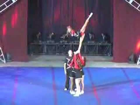 UofL's All-Girl Stunt Group....is this real!? unbelievable