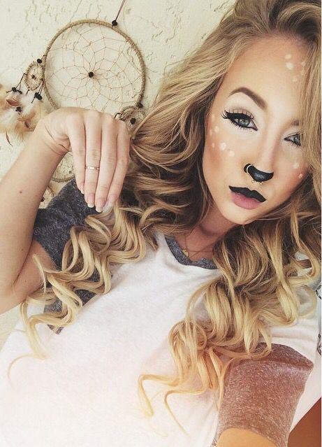 Maquillaje de gata sexxxzzy
