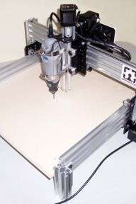 Routy GT2 290 BSX CNC Router, Low Cost and Good!