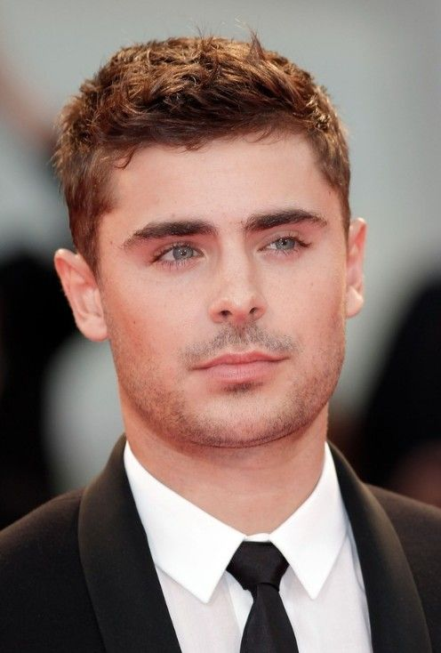 men's short haircuts   ... Efron Hairstyle: Cool Short Messy Haircut for Men   Hairstyles Weekly for matt