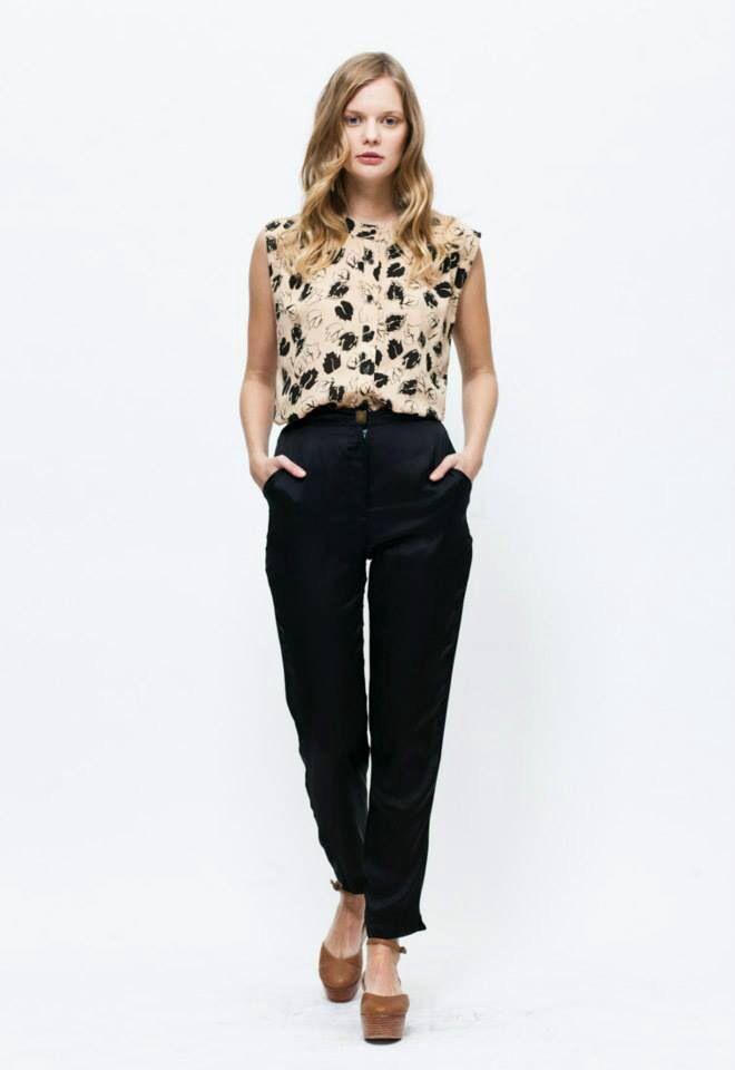 Vestite y Andate #buenosaires #moda #diseño #tendencias #fashion #trends #ss14 #cybergarden #lookbook