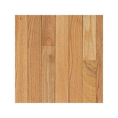 "Bruce Flooring Waltham Strip 2-1/4"" Solid Oak Hardwood Flooring in Natural"