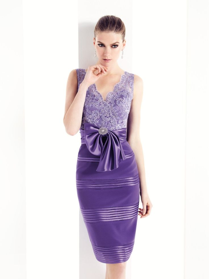 Mejores 80 imágenes de vestido madrina en Pinterest | Vestido de ...