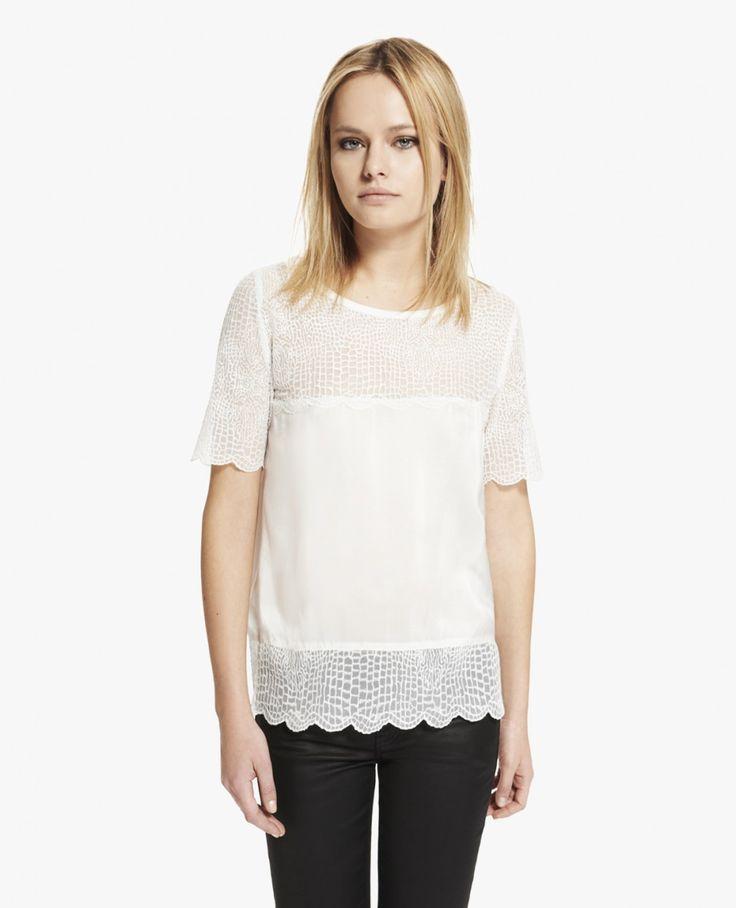 709 best lace shirts images on pinterest. Black Bedroom Furniture Sets. Home Design Ideas