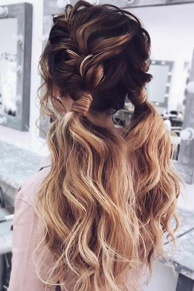 Those who don't know why hairstyles with two braids are so popular these days should read this article till the end. Double braids are the look to steal, and we will show you how you can create a totally enviable look. All these ideas are totally easy, go on reading to get convinced!