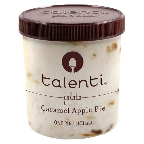 Talenti Gelato Caramel Apple Pie 16 oz