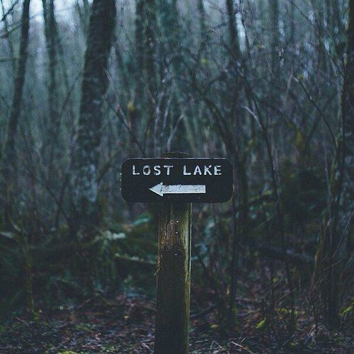 lets get lost.