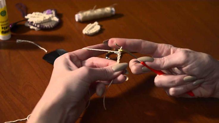 Hogyan készítsünk horgolt angyalkát? Kreatív kötős-horgolós műsor hobbi-kézimunkázóknak.