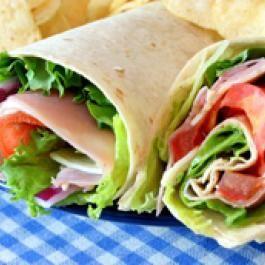Burrito Bites Wrap | Mambo Sprouts