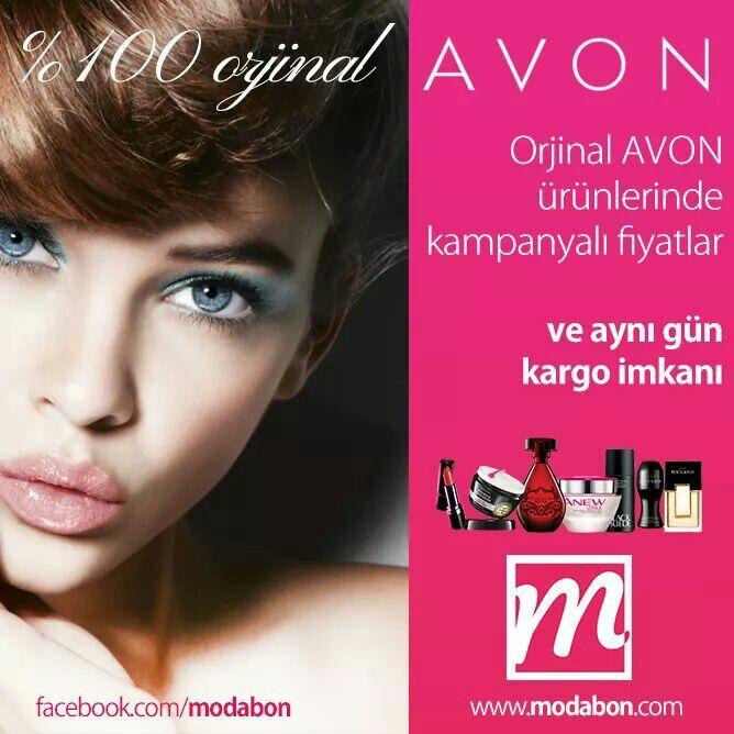Avon Kampanyalı Ürünlerde Fırsatlar Kaçırmamak için SON GÜN! Peşin fiyatına 3 Taksit ve 35 TL.ve üzeri alışverişlerinizde ÜCRETSİZ KARGO Fırsatı!...