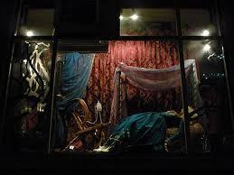 Billedresultat for sleeping beauty shop window display