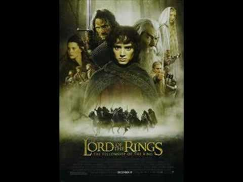 Lord of the Rings Soundtrack -Concerning Hobbits