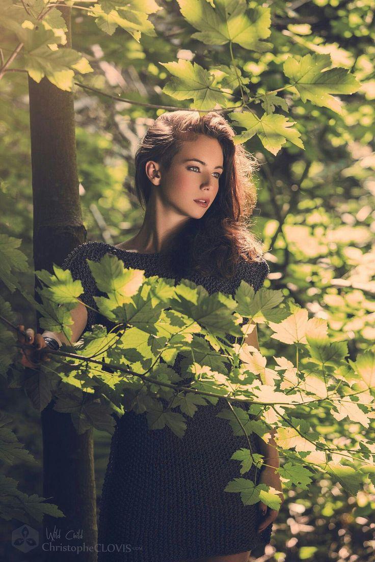 Как красиво сфотографировать листья деревьев