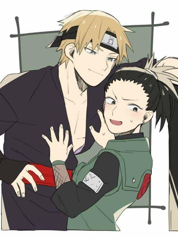 Temari and Shikamaru Nara Genderbend♥♥♥ #Cute #Funny # ...