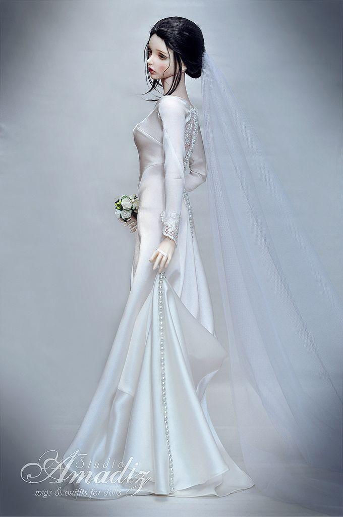 Bella Swan Wedding Dress By Amadiz