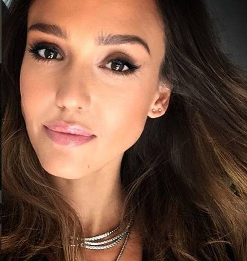 Actress, model, and businesswoman Jessica Alba wore our Classic Chain Silver Slim Necklace to Create Cultivated LA, a conference empowering female entrepreneurs in the digital world.  #MyJohnHardy #JohnHardy
