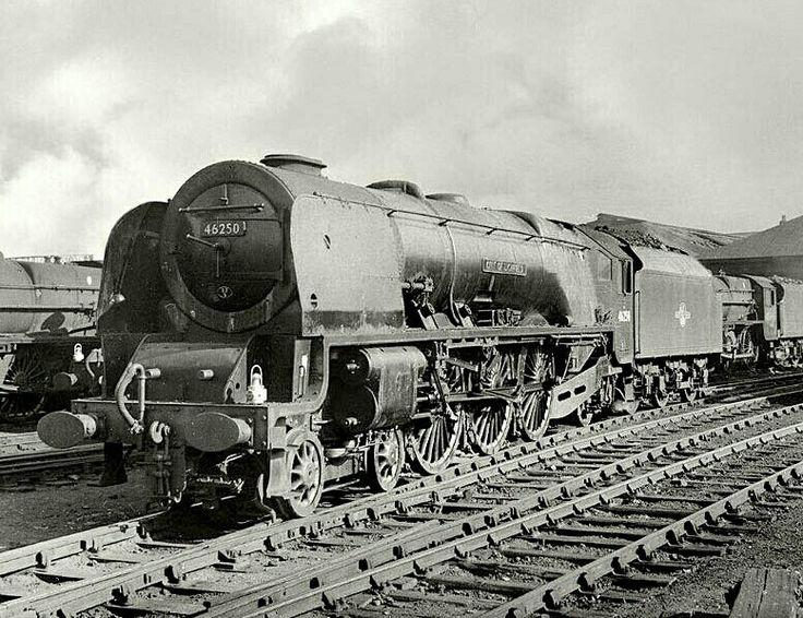 BR (LMS) Coronation class 8P 4-6-2 No 46250 'City of Lichfield'