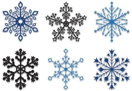 Here are Some Intriguing Snowflake Tattoos for a Unique You
