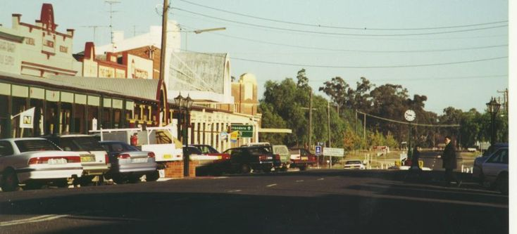 A street in Bindarra Creek