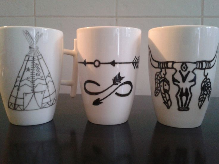 Facile a peindre avec des stylos pour porcelaine les ateliers des petits - Stylo pour porcelaine ...