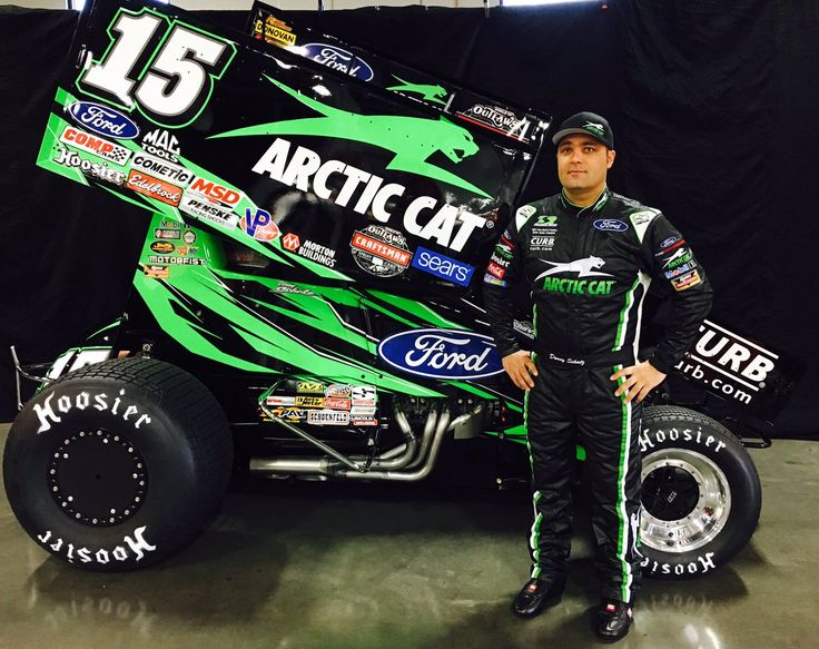 Motor'n | Tony Stewart Racing: Donny Schatz World of Outlaws Craftsman Sprint Car Series Texas Weekend Advance