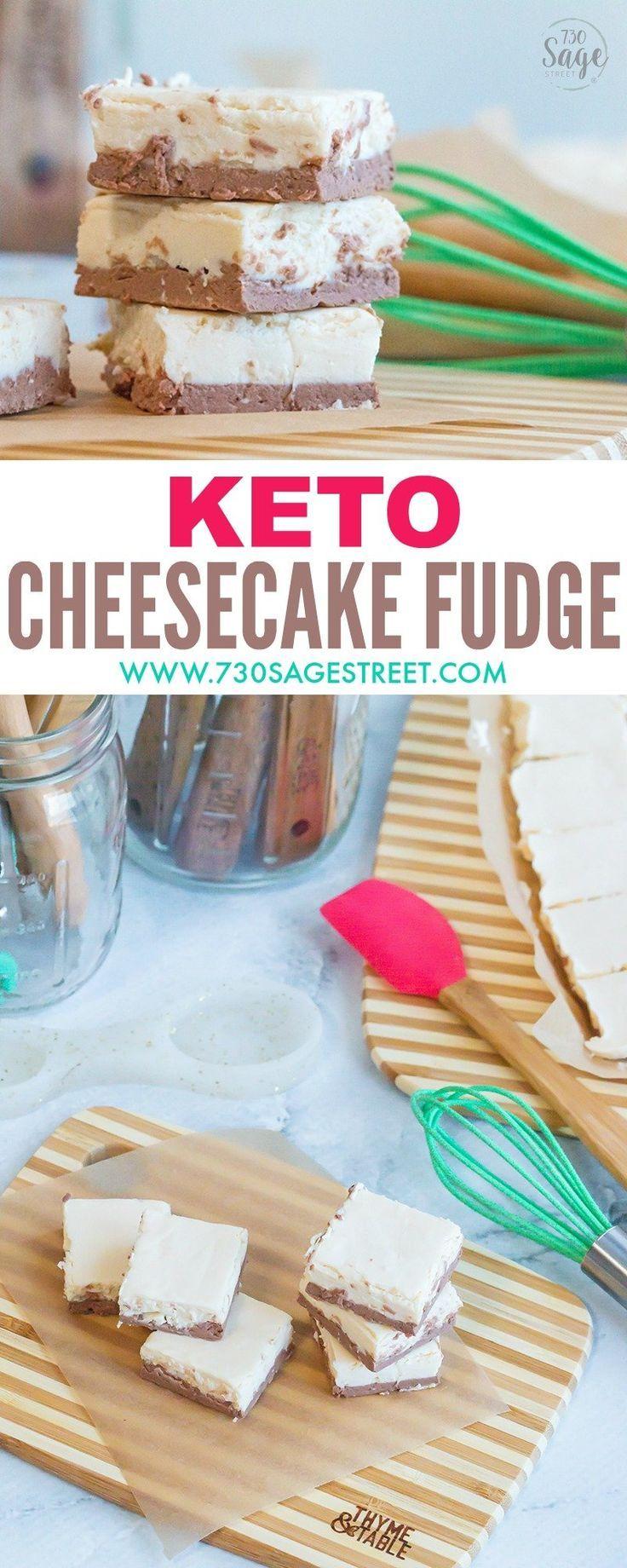 Cheesecake fudge keto candy keto cheesecake