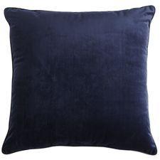Plush Pillow - Indigo