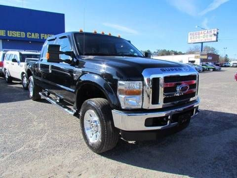 2008 Ford F-250 Super Duty for sale in Rocky Mount, NC