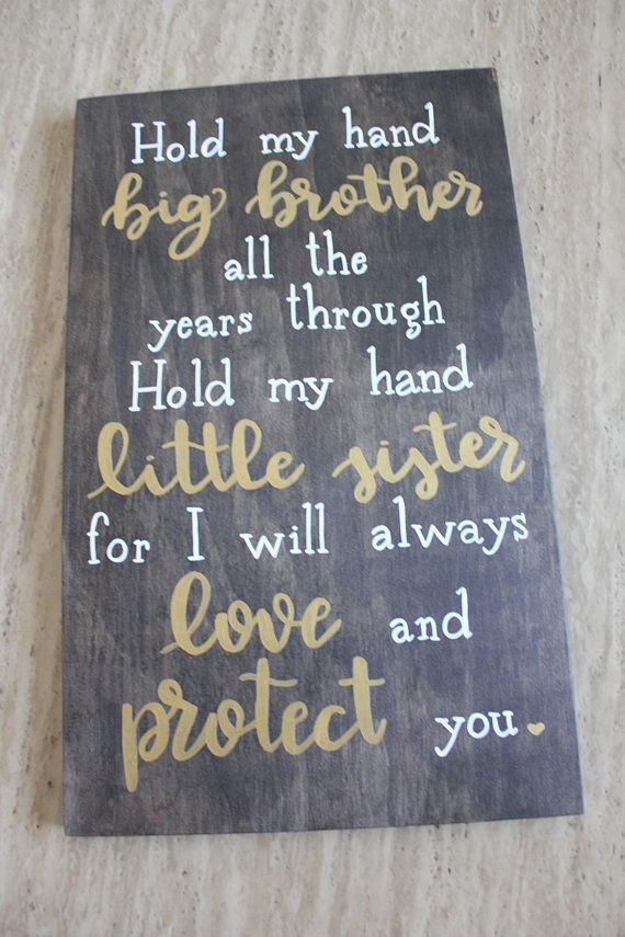 Big Brother Little Sister Quotes Family Quotes Little Sister Quotes Brother Sister Quotes Brother Quotes