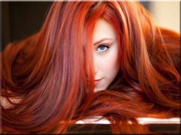 Capelli+rossi+ramati - Una+splendida+e+vibrante+nuance+di+rosso+per+l%27estate+2014.