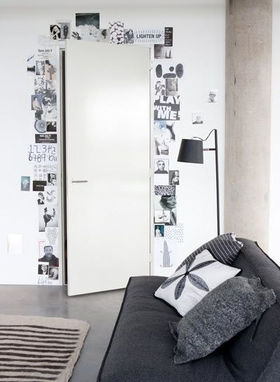 puerta collage