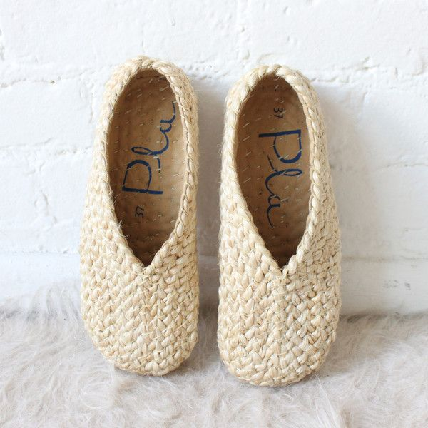 Pla Bonanova Braided Shoe