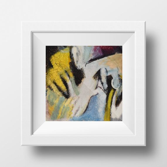 Adolescence 22 x 22 cm Instant Download Art Deco by olgutzashop