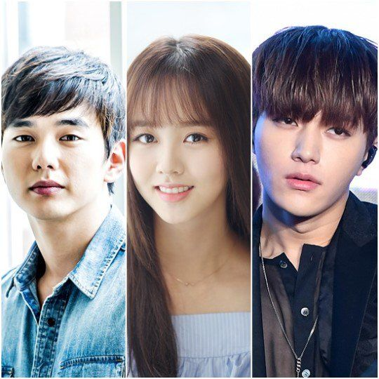 "Upcoming MBC Drama ""Monarch"" to feature Top Young Actor Lineup @ HanCinema :: The Korean Movie and Drama Database"