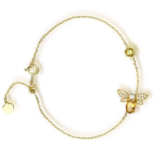 **DON'T FORGET OUR SPRING BRACELET GIVEAWAY** To celebrate all things spring, we are giving away this gorgeous bee bracelet to one lucky person.  Retail value $75!  Just visit JenC.com.au during September and enter your email for a chance to win. http://crwd.fr/2gtugS0