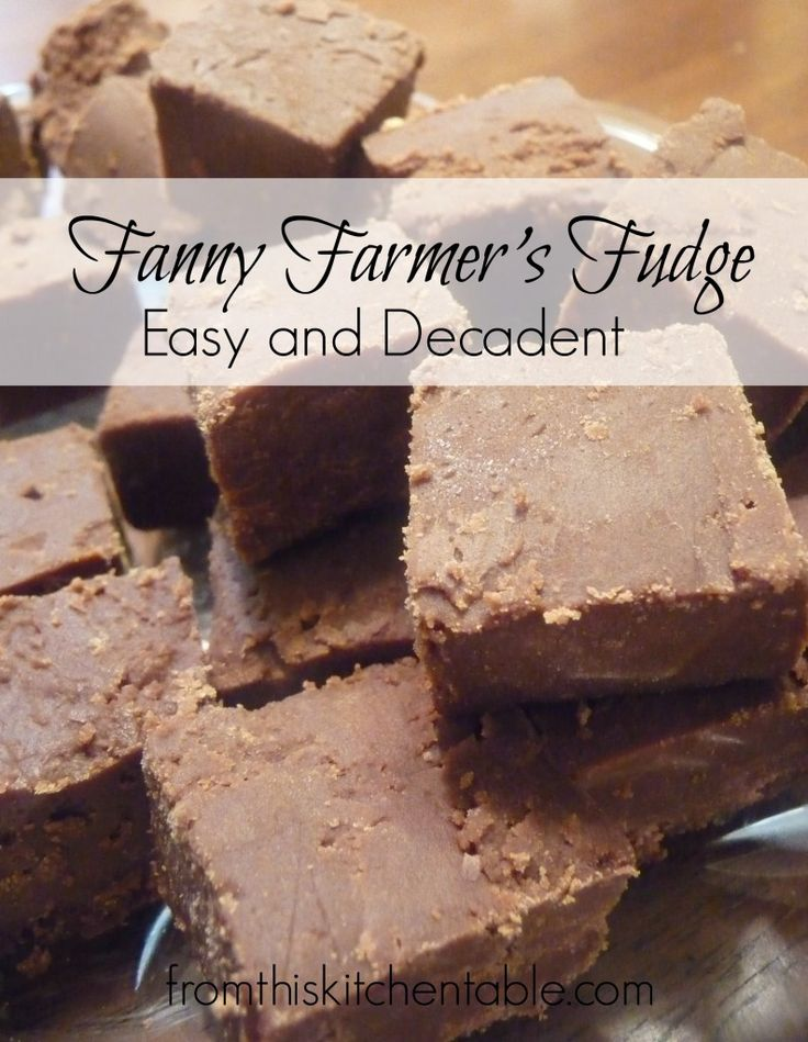Absolutely amazing. This is melt in your mouth fudge that you can make at home for way cheaper than the candy shops. Must at this to your baking list!!!