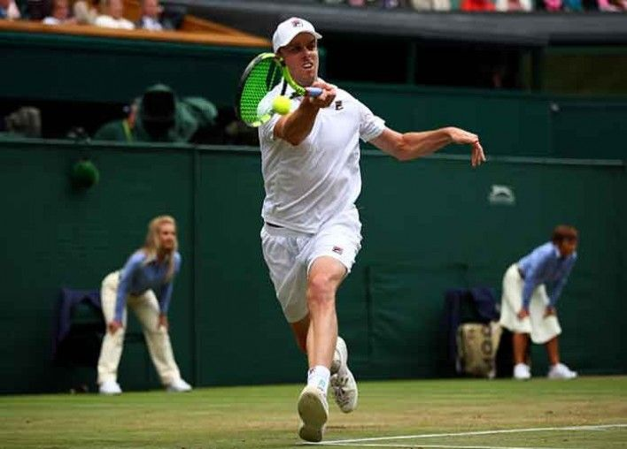 Wimbledon News: Sam Querrey Upsets Andy Murray In Quarter-Final, Roger Federer Advances