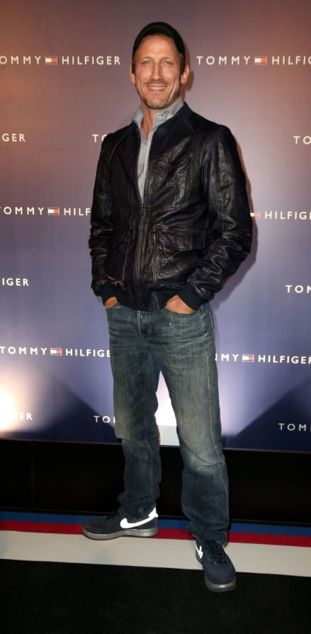 Tommy Hilfiger invited to the Flagship Store Opening event in Dusseldorf - Wotan Wilke Möhring
