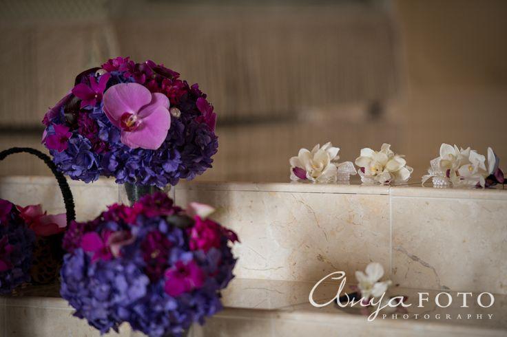 anyafoto.com, wedding bouquet, bridal bouquet, orchid bouquet, pink bouquet, purple bouquet, eclectic bouquet, spring bouquet